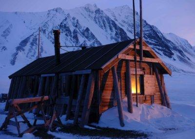 Bamsebu Hut