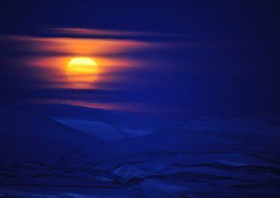 Full Moon Polar Night 2