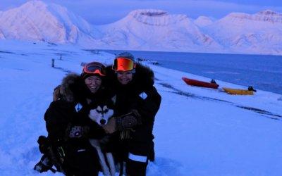 Treningsturer i mørket, D-vitaminer og et vell av arktiske lysfasetter!