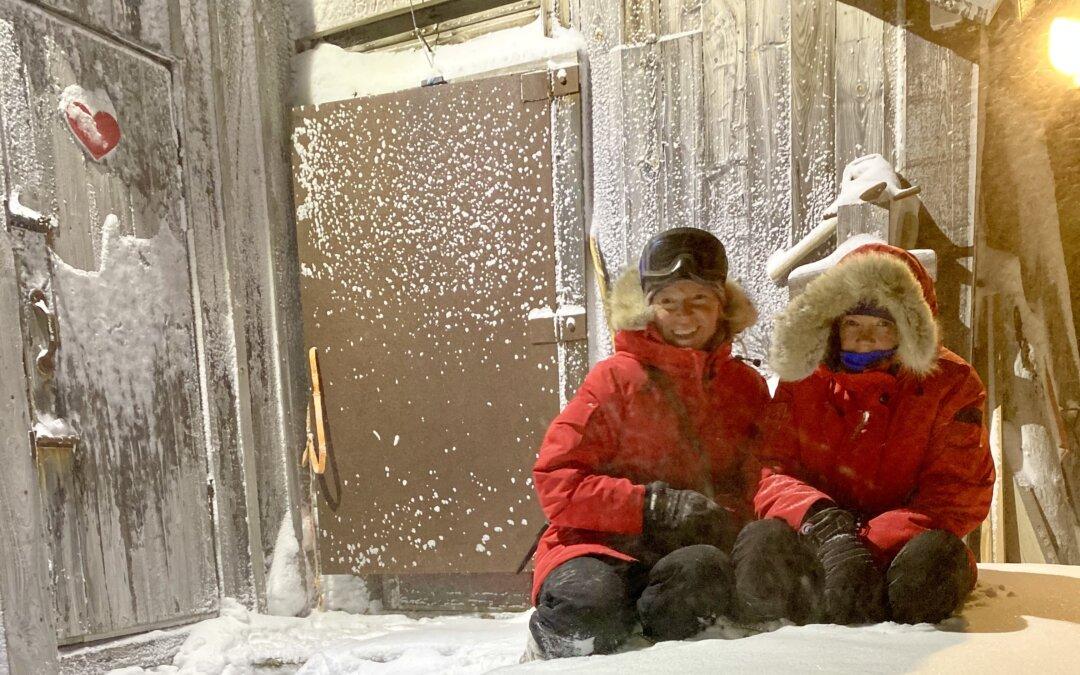 Isbjørnbesøk, orkan, isolasjon og psykisk helse