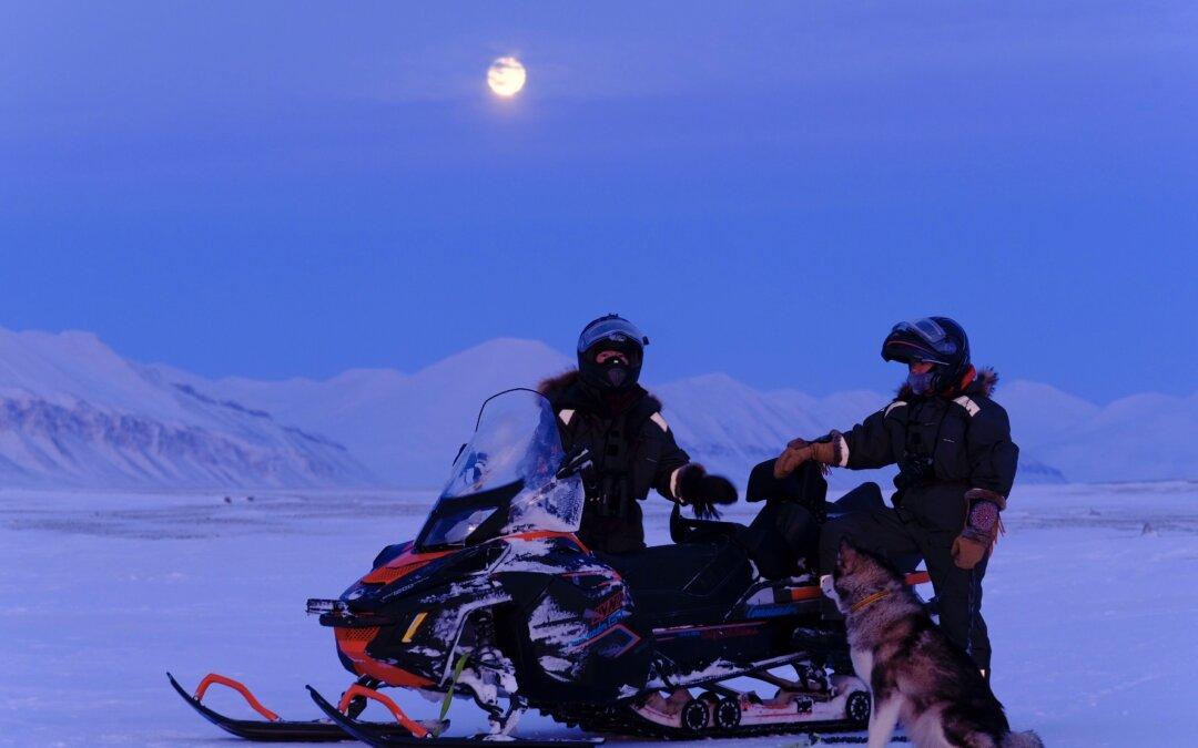 Hearts in the Ice Blue light Team Bamsebu
