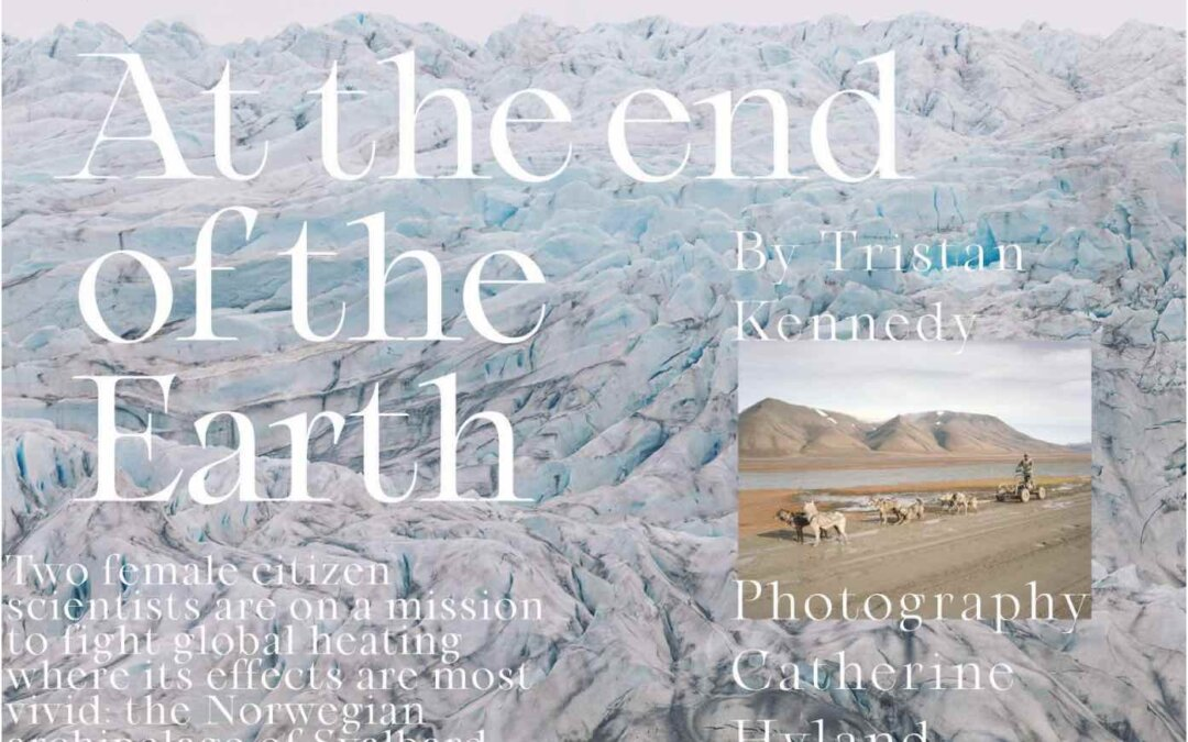 Wired Magazine – At the end of the Earth