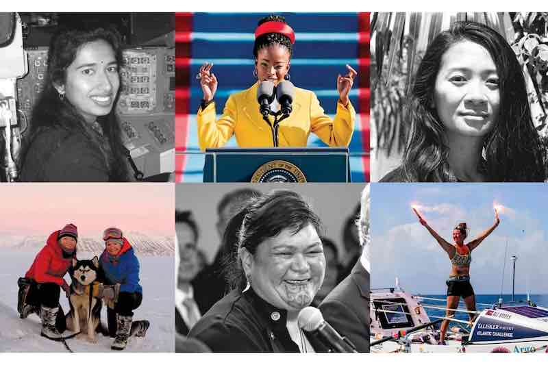Newsweek – From the Arctic to Mars, These Women Made History During the Pandemic