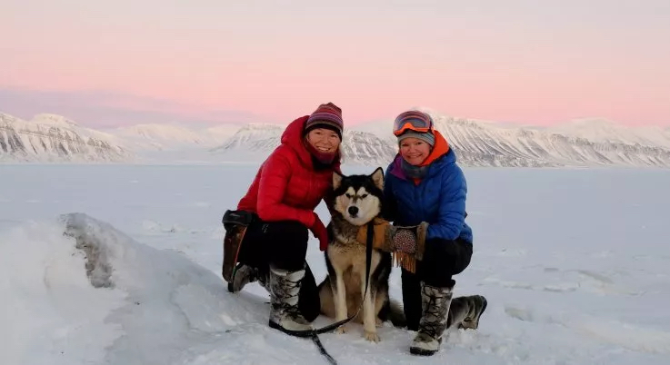 Newsweek – Why the First Women to Overwinter Alone in the Harsh Arctic Returned